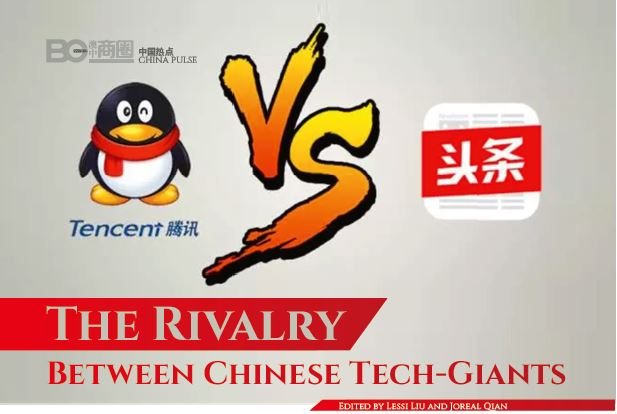 The Rivalry Between Chinese Tech-Giants – business-circle