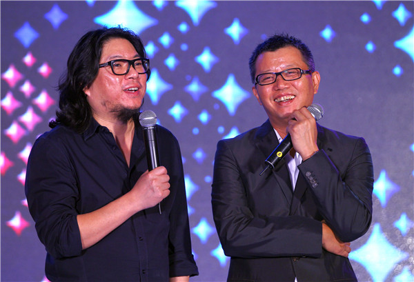 Alibaba Music Chairman Gao Xiaosong & CEO Song Ke